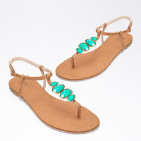 Embellished Thong Sandal - VS Collection - Victoria's Secret