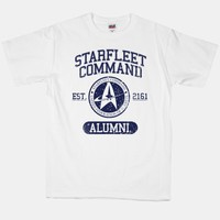 Starfleet Command Alumni (Distressed) | HUMAN