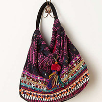 Anthropologie - Tasseled Nalani Hobo