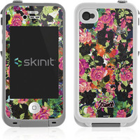 Skinit Baroque Roses Skin for Lifeproof for Apple iPhone 4 4s