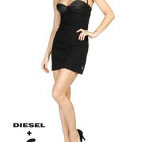 Dresses Women - Dresses Women on Diesel Online Store