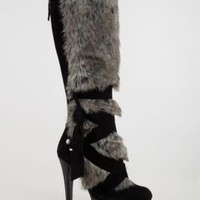 GUESS by Marciano | Women's Shoes & Boots | Shop The Winter 2011 Collection: Elma Suede Boot