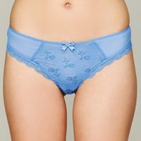 Free People Lacey Thong