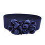 Flower Stretch Belt - Fashion Elastic Stretch Belts for Women