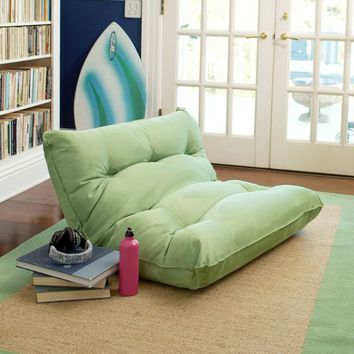Single Flip Floor Lounger