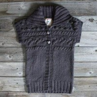 Walnut Bark Sweater, Women's Bohemian Clothing & Accessories