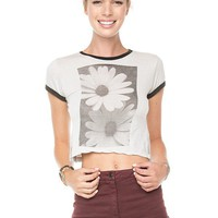 Brandy ♥ Melville |  Carolina Daisies Top - Graphics