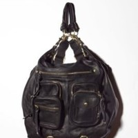 UrbanOutfitters.com > Sabina Leather Pocket Backpack
