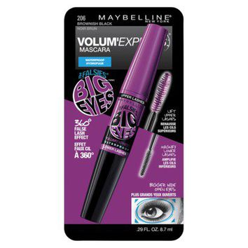 Maybelline® Volum' Express Falsies Big Eyes Waterproof Mascara