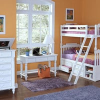 Cara Twin over Twin Bunk Bed