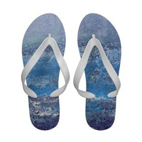 Ocean Spray Sandal Sandals from Zazzle.com