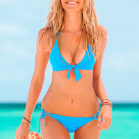 Tie-front Triangle Top - Beach Sexy - Victoria's Secret