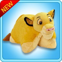 My Pillow Pets - Authentic Disney - Lion King - Simba - 18 Folding Plush Pillow