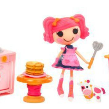 Mini Lalaloopsy Playset - Berry Jars n' Jam Cook Off
