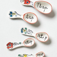 Flowerpatch Measuring Spoons