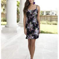 FLORAL PRINT SUNDRESS | Body Central