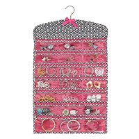 42 Pocket Hanging Jewelry Organizer
