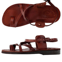 American Apparel - Womens Jerusalem Sandal with Straps