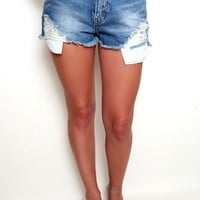 Cut Off But Cool Shorts