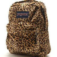 JanSport High Stakes Leopard Backpack at PacSun.com
