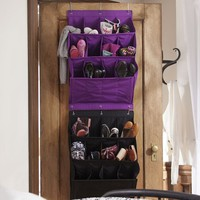 Over The Door Shoe Storage