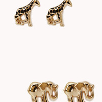 Safari Stud Set