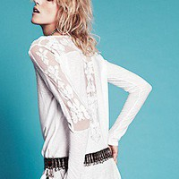 Free People  FP New Romantics Jilly Tee at Free People Clothing Boutique