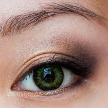 freshlook colorblends gemstone green from eyecandy s