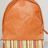 The Native Print Backpack