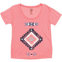 I Think Of You Too T-Shirt | Billabong US