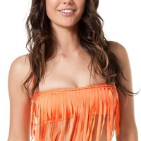 BOYS AND ARROWS FRINGE BANDEAU BRAID > Womens > Clothing > New | Swell.com