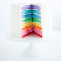 Rainbow Cake Food Coloring Set
