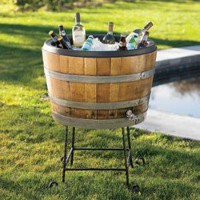 VivaTerra - VivaTerra - Wine Barrel Chiller