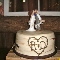 Custom Wedding Cake Topper MADE TO ORDER