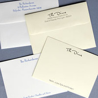 Family correspondence Cards | American Stationery