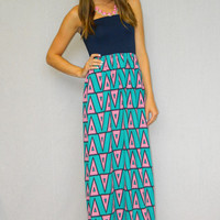 Kayley Maxi Dress | Girly Girl Boutique