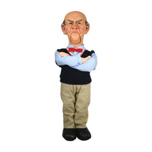 Jeff Dunham Walter 18 Talking Doll