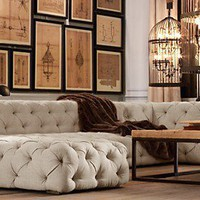 Fabric Seating | Restoration Hardware