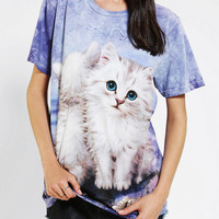 Urban Outfitters - The Mountain Kitten Shell Oversized Tee