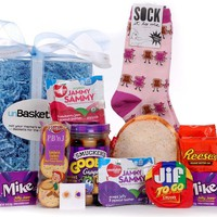 The PB & J unBasket - Not Your Mama's Gift Basket