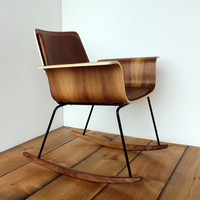 onefortythree — Roxy Walnut rocker
