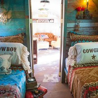 COWBOY & COWGIRL PILLOW SHAMS - Junk GYpSy co.
