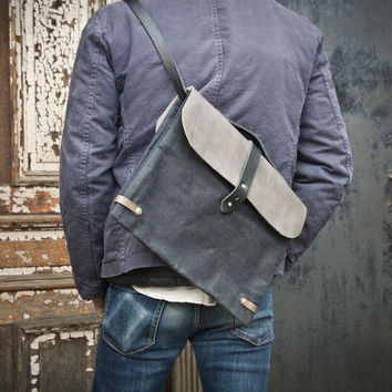Versatile Bicycle Bag by Flux Productions | Madesmith