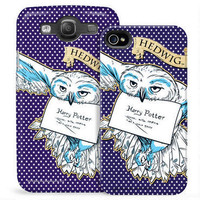 Hedwig Phone Case for iPhone and Galaxy |