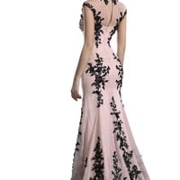 eDressit New Neck Black Lace Dress Vestido sem mangas de alta Elegant Evening Prom Bola (02120701)