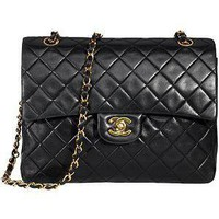 Chanel Vintage Classic 2.55 Quilted Bag review at Kaboodle