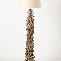 Windswept Bounty Floor Lamp