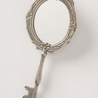 Lock & Key Hand Mirror, Oval?-?Anthropologie.com [out of stock]