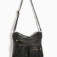 Hidden Agenda Crossbody Bag