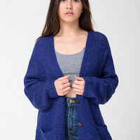 American Apparel - Mohair Loose Cardigan